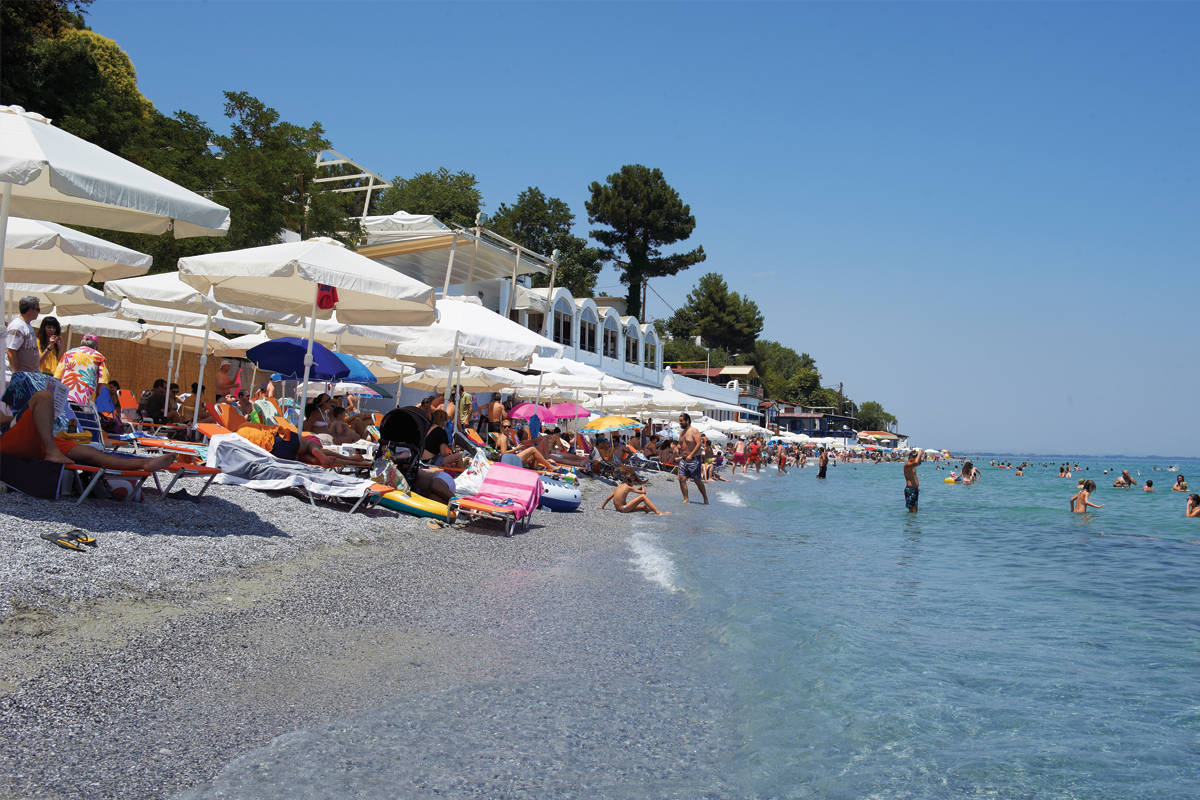 Gallery - Olympos Beach