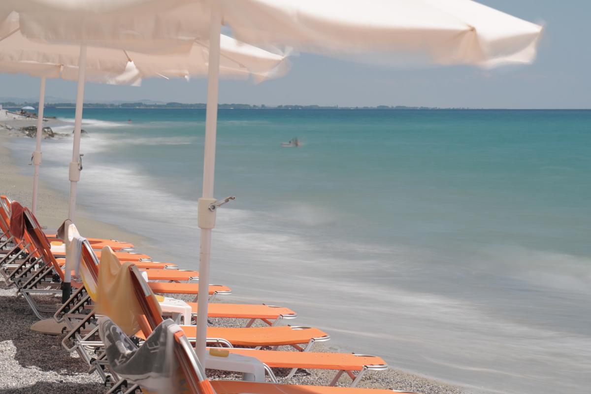 Beach - Olympos Beach